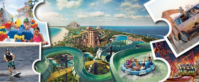 deals in dubai attractions - family pass