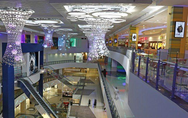 9d8f76fe5 أكبر مراكز التسوق في الشرق الأوسط