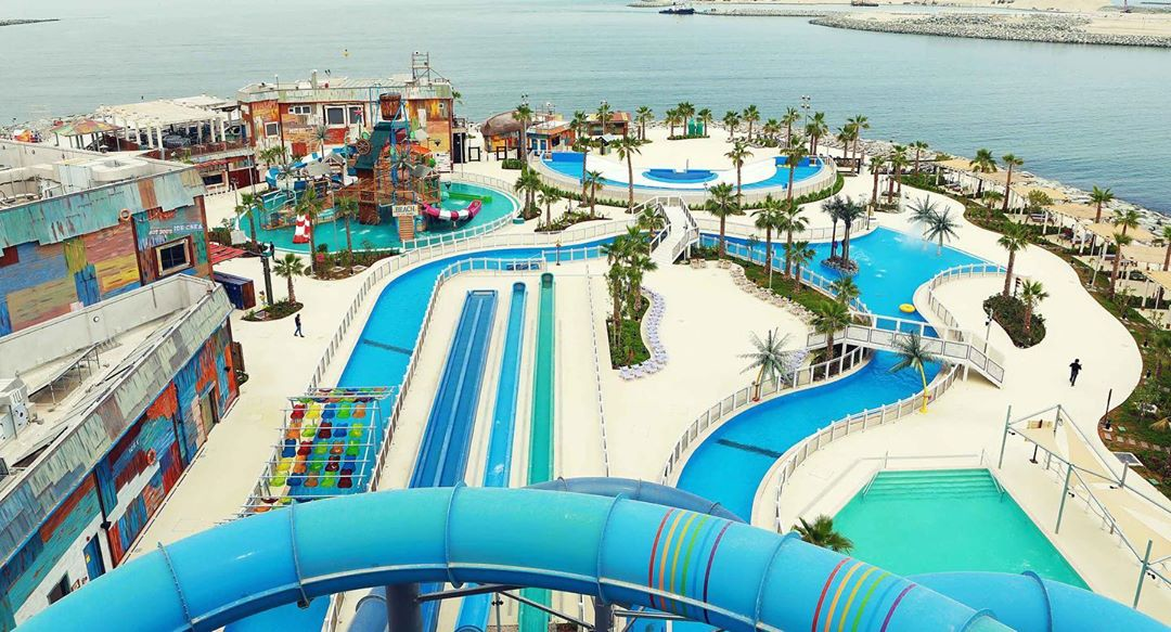 water parks in the middle east