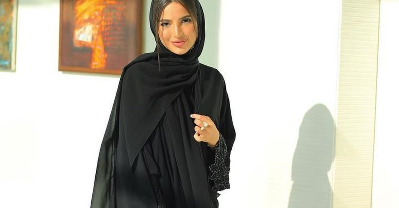 Black Abaya Cropped