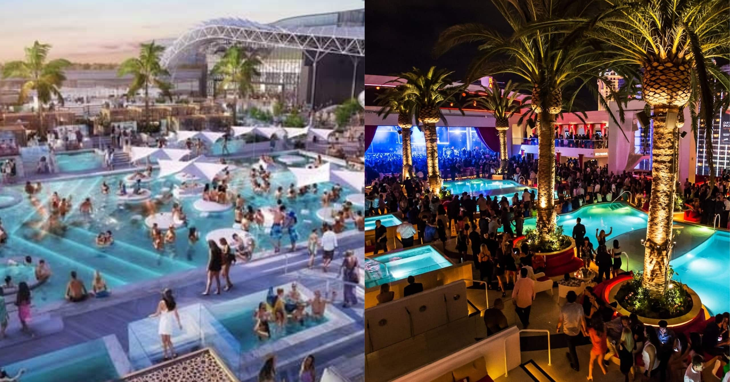 2 massive new clubs in dubai to launch in february insydo - Egyptian club dubai swimming pool ...