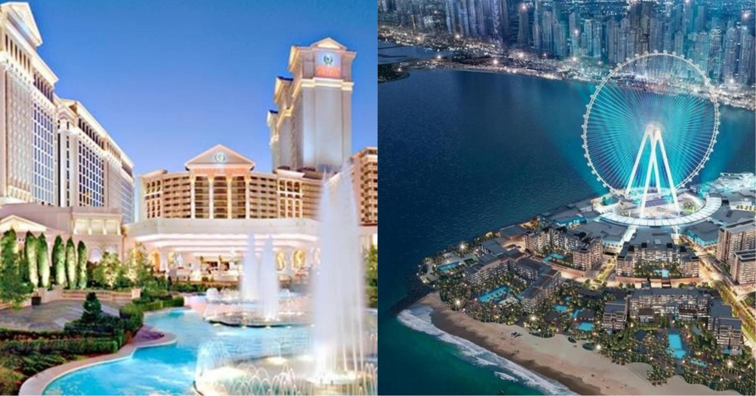 Dubai Meets Las Vegas With Opening Of Caesars Palace Dubai